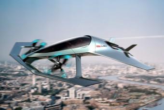 Repülő luxusautót tervezett az Aston Martin