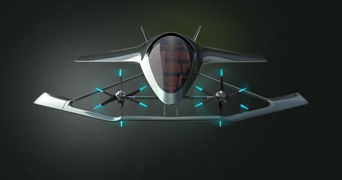 Repülő luxusautót tervezett az Aston Martin 2