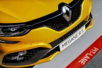 300 lóerős az új Renault Mégane R.S. Trophy
