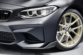 Könnyített gyakorlat: BMW M Performance Parts Concept