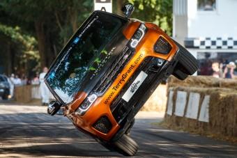 Új világrekord Range Roverrel