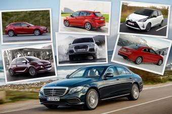 Ezek Németország legmegbízhatóbb autói