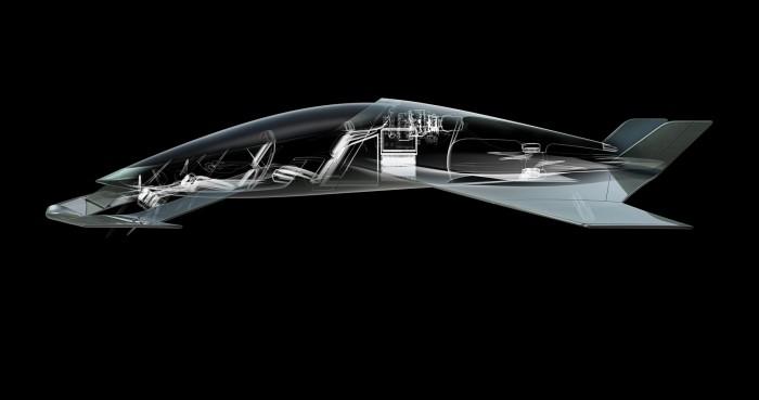 Repülő luxusautót tervezett az Aston Martin 5
