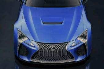 Hibrid sportautókat építene a Lexus
