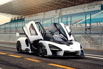 90 millióért csak a lehetőséget kapod meg a McLaren Sennára