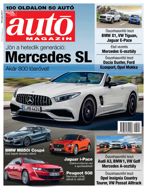 Autó Magazin 2018 július