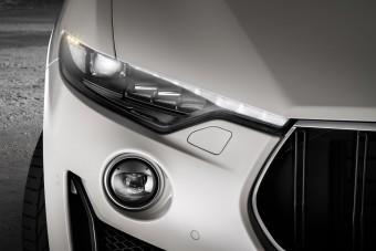 Kigyúrta magát a Maserati Levante