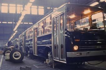 Ez a 15 perc emlékeztet a hazai buszgyártás aranykorára