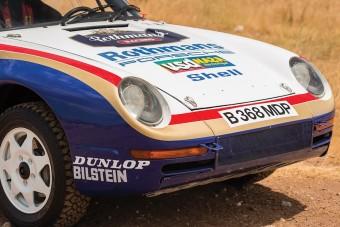 1,3 milliárd a legmenőbb terep-Porsche