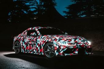 Négyhengeres motorral is kapható lesz a Toyota Supra