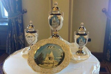 2013 - Ismét Herend szállította a trófeákat