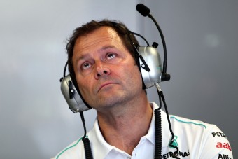 F1: Főnökcserék a Mercedesnél