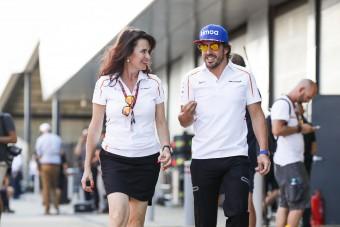 Alonso: Nem én irányítom a McLarent!