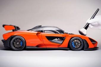 2,5 millióért is lehet McLaren Sennát kapni
