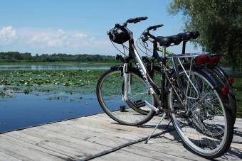 Újabb kerékpáros rekord született a Tisza-tónál