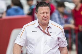 F1: A McLarennek van egy terve
