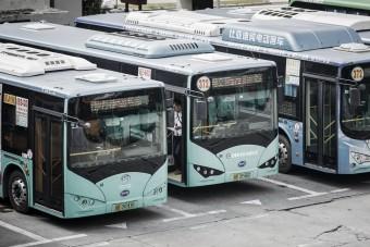 Semmi különös, csak egy város közel 5 ezer elektromos buszt vett