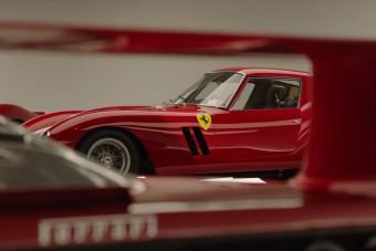 Ralph Lauren megmutatta milliárdos autógyűjteményét