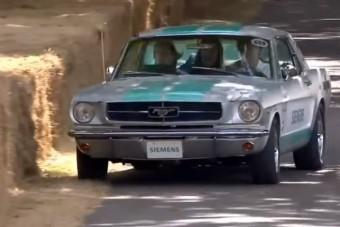 Ez a Ford bizonyítja, hogy még messze van az önvezető autózás