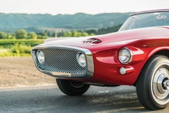 Ettől a Plymouth koncepciótól már 1961-ben is kiakadtak