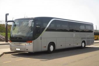Méretes franciaágyon nyúlhatnak el az utasok ezen a távolsági buszon