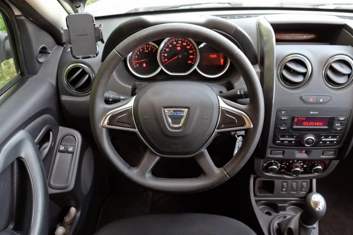 Az élet szívó 1,6-ossal – Dacia Duster 8