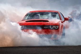 A kelleténél több készült a Dodge pusztító izomautójából