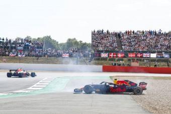 F1: Ez okozta Verstappen vesztét