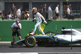F1: 91 milliárdot kereshet Hamilton, egyetlen feltétellel