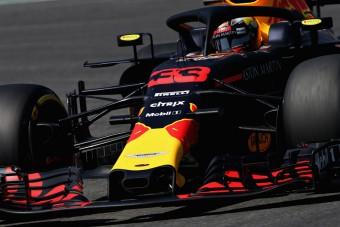 F1: Most Verstappen szúrt oda Hamiltonnak