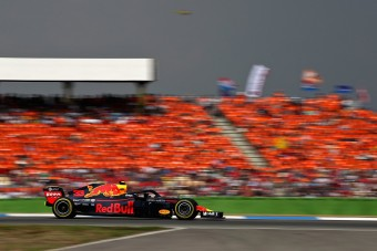 F1: Kockáztatott a Red Bull, nem jött be