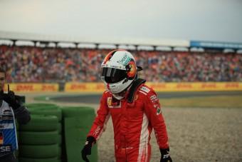 Vettel: Nem lesznek álmatlan éjszakáim