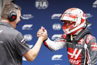 F1: A Haas ismét a legjobb kiscsapat