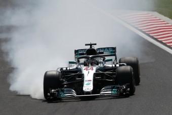 F1: A Mercedes eltévedt a Hungaroringen