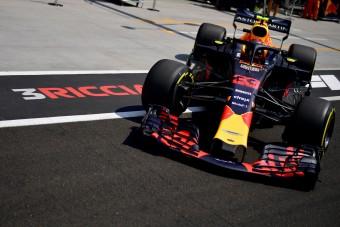 F1: A Red Bull nem érheti be a harmadik sorral