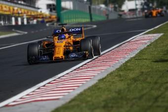 F1: Örül a születésnapos Alonso