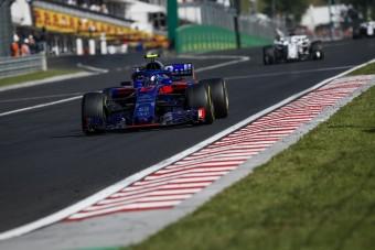 F1: Gasly fölényesen nyerte a 'B osztályt'