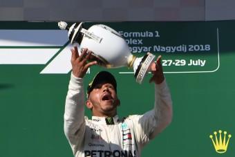 F1: Hamiltont megizzasztotta a Hungaroring