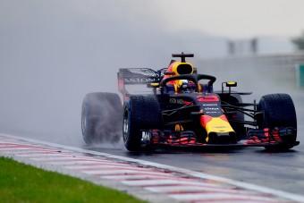 F1: Ricciardo nem futhatott gyors kört