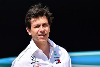 F1: Belesérült a bajnoki sikerbe a Merci-főnök