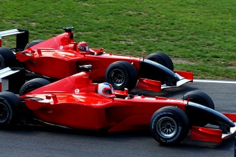 F1: Gyászfestéssel versenyez a Ferrari a Hungaroringen