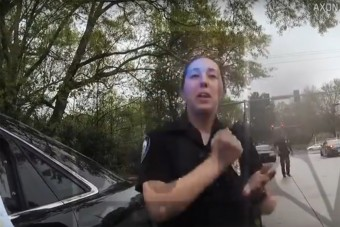 Szórakoztak a gyorshajtóval, a rendőrök állásba kerülhet