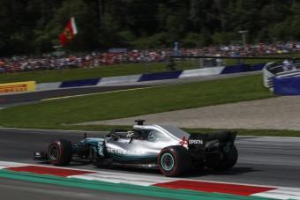 F1: Nem lesz megtorlás a Mercedesnél