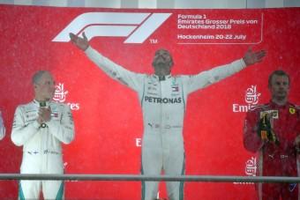F1: Hamilton Jézust játszik?