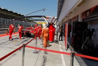 F1: Ejtik a hungaroringi tesztet?