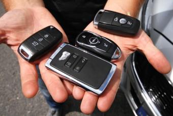 Ezeket az autókat nem tudják ellopni - friss ADAC teszt!