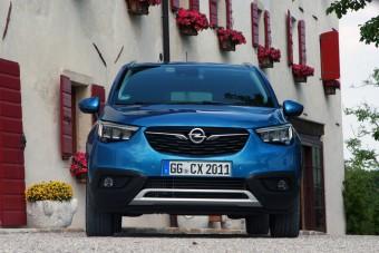 Ilyet is rég láttunk az Opeltől