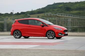 Adrenalin, vödörszám–Ford Fiesta ST