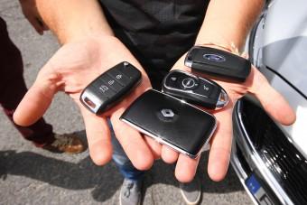 Összehasonlító teszt: Opelt, Fordot vagy Renault-t? Esetleg Kiát?