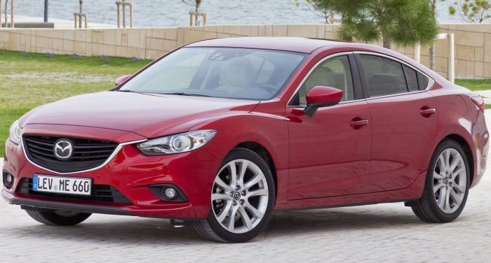 Már nemcsak kívülről szép az új Mazda6 4